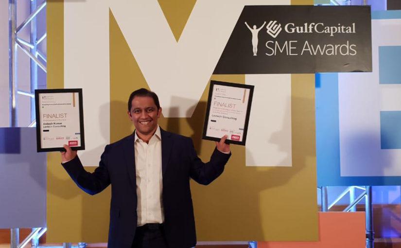 Gulf Capital SME Awards - Entrepreneur of the Year Award