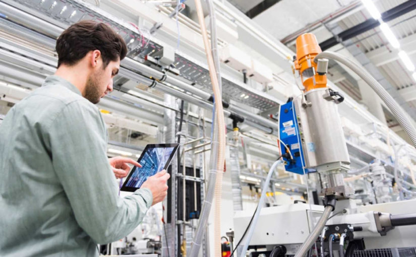 IoT enabled Smart Manufacturing