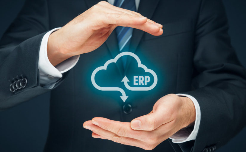 ERP as cloud service
